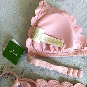 kate spade Swim - Kate Spade | Marina Piccola Scallop Bikini L